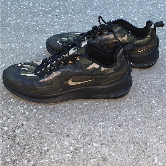 Nike Shoes | Nike Air Max Axis Camo